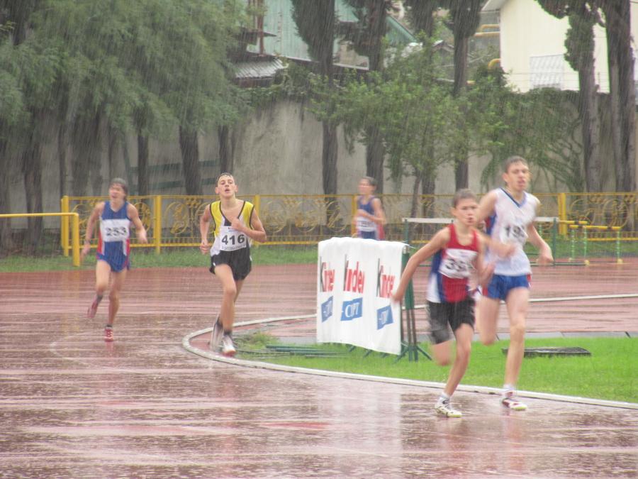 В Адлере на традиционных Всероссийских соревнованиях по
